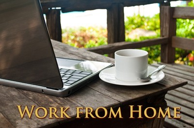 work from home bookkeeping