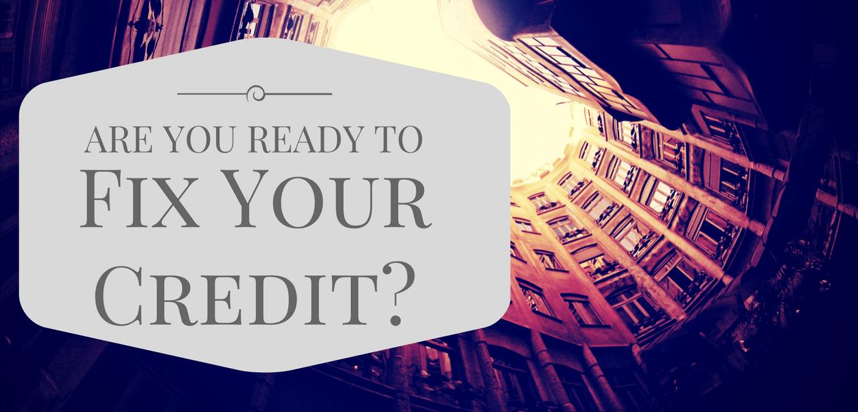 free credit repair business plan