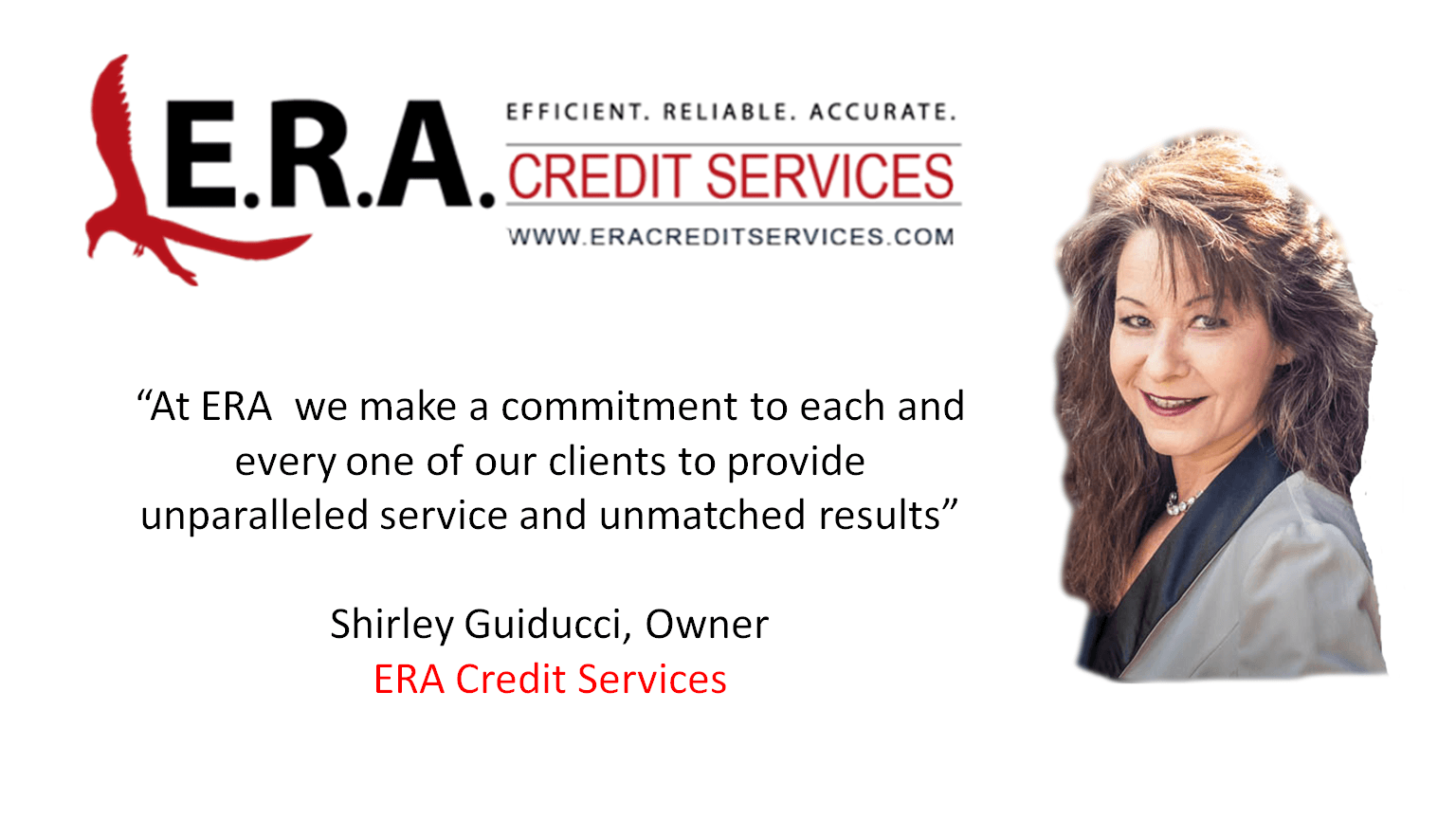 ERA Credit Services About