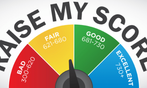 Tips to Raise Credit Score