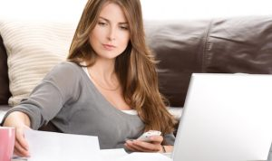 home based financial services business