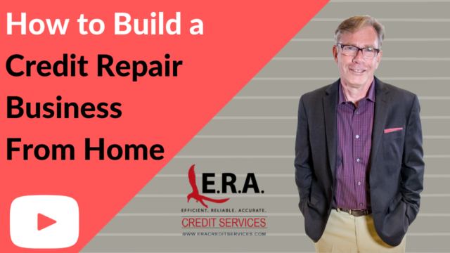 how to build a credit repair business