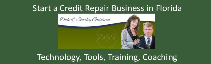 Start a Credit Repair Business in Florida