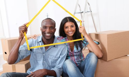 First Time Home Buyers<br>with a Low Credit Score