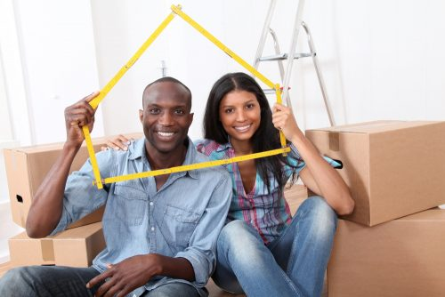 first time home buyers low credit score