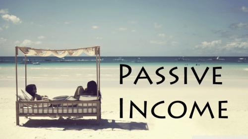 passive income credit repair