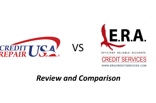 Credit Repair USA Review – Comparison with ERA Credit Services