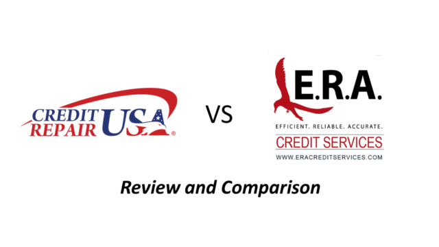credit repair usa review comparison era credit services