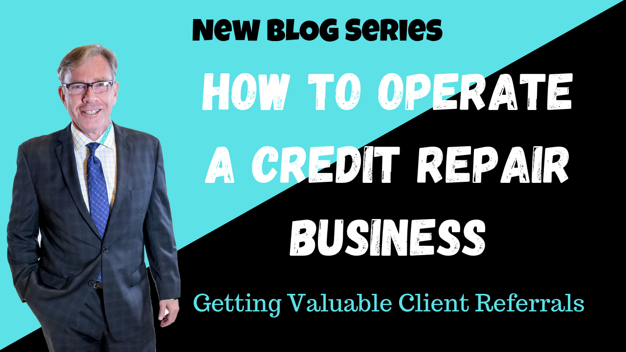 How to Operate a Credit Repair Business