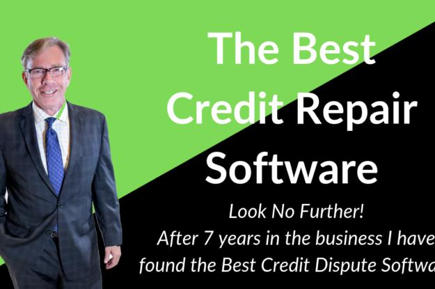 The Best Credit Repair Software