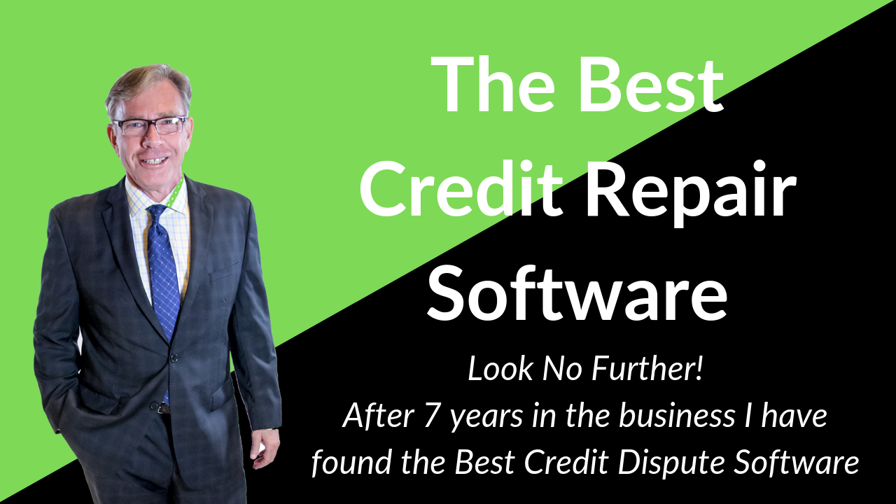 best credit repair software