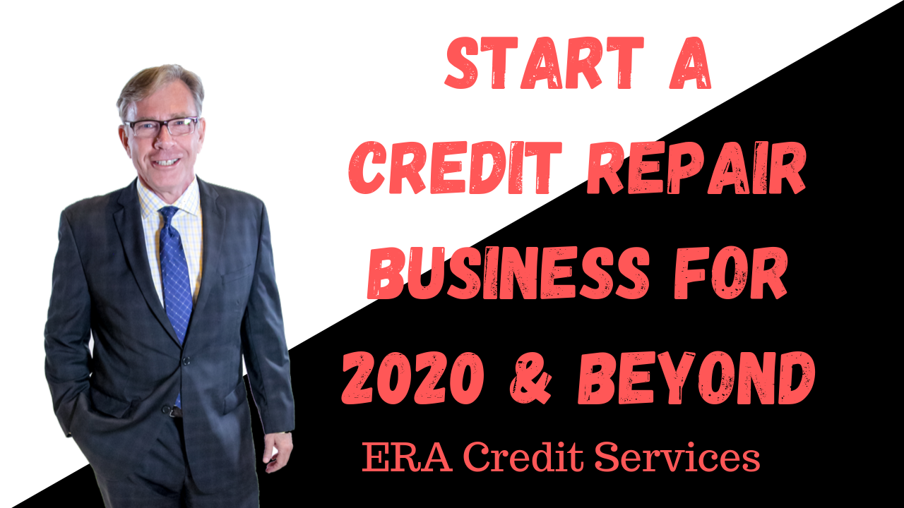 start a credit repair business for 2020