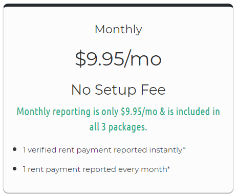 995 per month