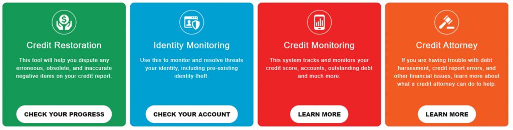 Credit Repair Service Package
