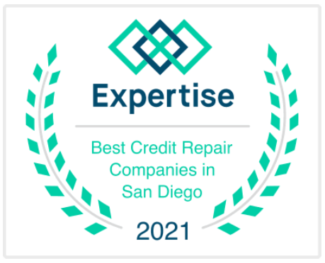 Best Credit Repair Company San Diego Award