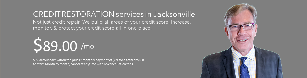 Jacksonville credit repair services