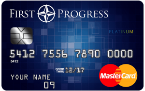 secured credit card to increase credit score