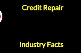 credit repair industry facts